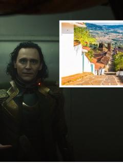 Barichara aparece en segundo capítulo de Loki, serie de Disney +.