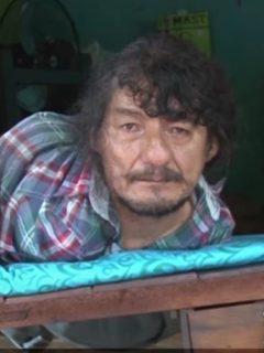 Pablo Acuña, el paraguayo sin extremidades que sacó adelante a sus hijas