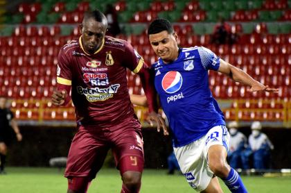 Medidas de seguridad para el partido de Millonarios vs. Tolima en Bogotá