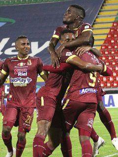 Tolima tiene invicto de más de cuatro años contra Millonarios
