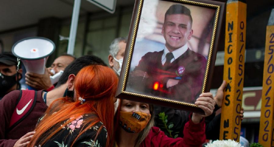 La Corte Suprema ordenó que el caso de la muerte de Dilan Cruz no siga en la Justicia Penal Militar.