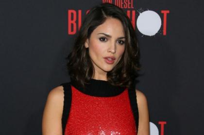 Eiza González, actriz mexicana, a propósito del que sería su nuevo novio Paul Rabil