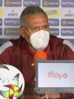 Dimayor y Win Sports recibió críticas por los problemas de sonido que hubo en rueda de prensa Millonarios vs. Tolima por final de la Liga BetPlay.
