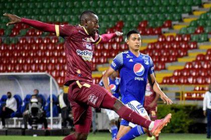 Millonarios FC vs. Tolima hoy en vivo online ver GRATIS Win Sports transmisión por internet partido semifinales de Liga BetPlay sin anuncios.