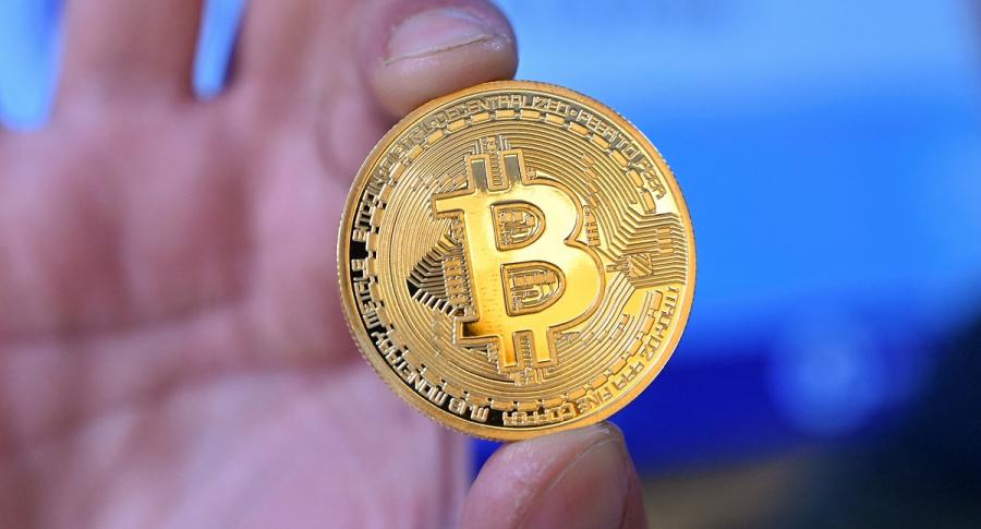 Imagen de bitcóin ilustra artículo El bitcóin se hunde por la represión en China del minado de criptomonedas
