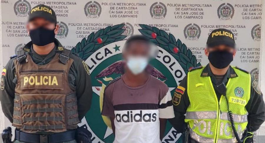 'Influencer' de Cartagena, detenido por disfrazarse de policía para hacer bromas