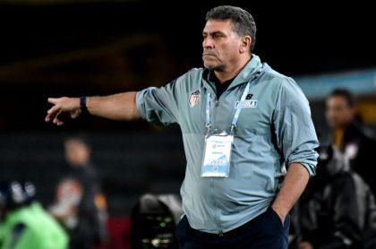 Técnico colombiano Luis Fernando Suárez, quien es nuevo seleccionador de Costa Rica