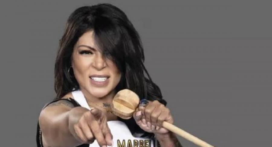 Marbelle recibió un halago de Gregorio Pernía en medio del más reciente capítulo de 'Masterchef', concurso emitido en el Canal RCN.