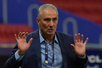 Tite, entrenador de Brasil, elogia a Colombia, pero rotaría equipo titular
