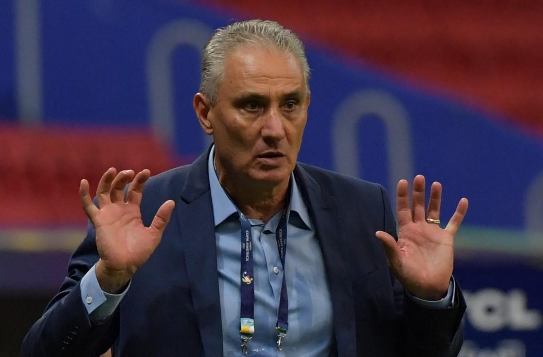 Tite elogia a Colombia, pero rotaría titular de Brasil para probar jugadores