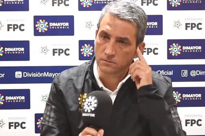 Presidente de Dimayor contó a qué camerino entró en en final de Liga Betplay. Imagen de referencia de Fernando Jaramillo.