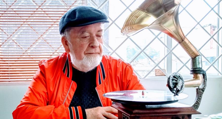 Imagen de Fabio Polanco, el zar de los discos en Colombia que murió; tenía COVID-19