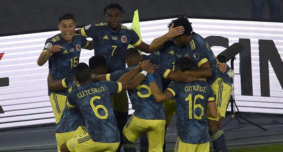 Tabla de posiciones Copa América 2021 tras Colombia vs. Brasil, ambos clasificados