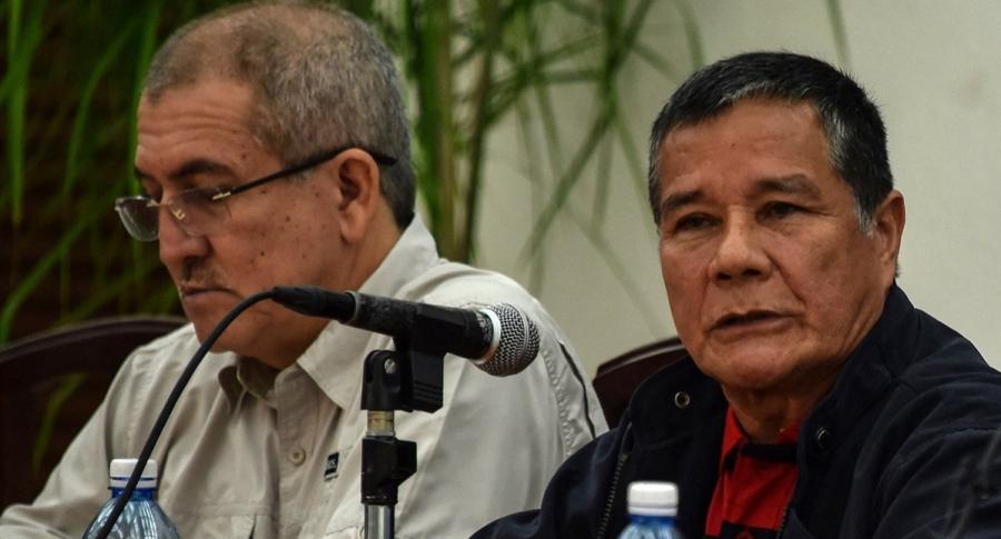 Alias 'Antonio García' y alias 'Gabino'