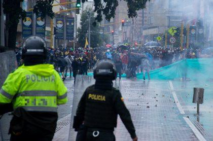 Marta Lucía Ramírez habla de muertos durante protestas por culpa de la Policía