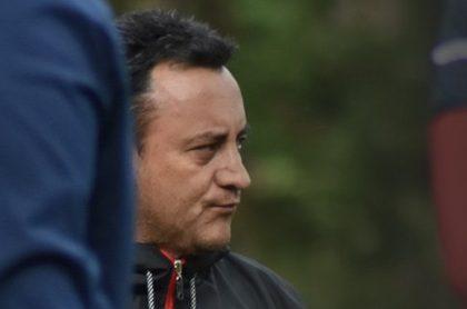 Jhon Mario Ramírez, exjugador de fútbol, fallecido por COVID-19.