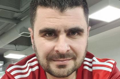 Foto de Juan Felipe Cadavid, en nota de que fue tendencia en Twitter por una molestia que tuvo con la respuesta de un usuario.