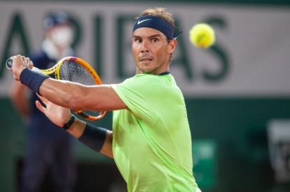 Rafael Nadal, tenista; a propósito de sus vacaciones en Ibiza.