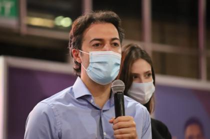 Imagen de Daniel Quintero, que no llegó a conciliación; exgerente de EPM lo demandó