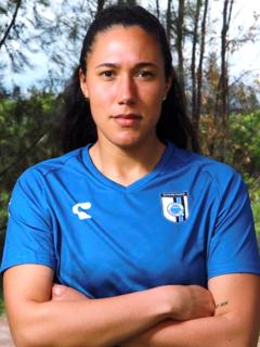 Vanessa Córdoba, hija de Óscar Córdoba, presentada en el Querétaro de México.