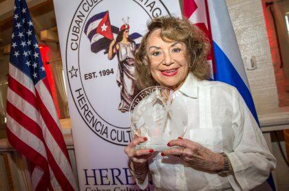 Delia Fiallo, 'madre de la telenovela latinoamericana', murió a los 96 años