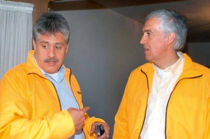 Imagen de Samuel Moreno que ilustra nota; JEP no aceptarásolicitud de Samuel e Iván Moreno para someterse
