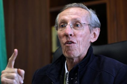 Antonio Navarro Wolff, político colombiano, habla de las protestas y la Constitución