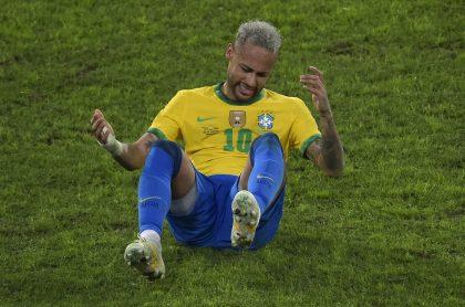 Memes y burlas a Neymar y a Brasil en la semifinal de la Copa América 2021.