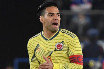 Falcao García envió un emotivo mensaje de apoyo para la Selección Colombia previo al juego ante Argentina por las semifinales de la Copa América 2021.