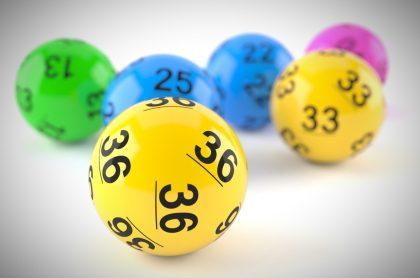 Balotas ilustran qué lotería jugó anoche y resultados de las loterías de la Cruz Roja y Huila junio 6 de 2021.