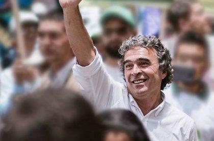 Sergio Fajardo, político colombiano.
