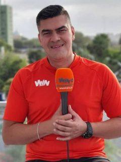 Eduardo Luis López, narrador de Win Sports, ve campeón a Colombia de Copa América si elimina a Argentina; minimizó a Brasil.