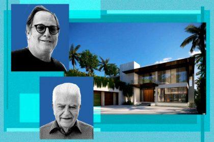 'Don Francisco' vende su casa en Miami por US$ 24 millones