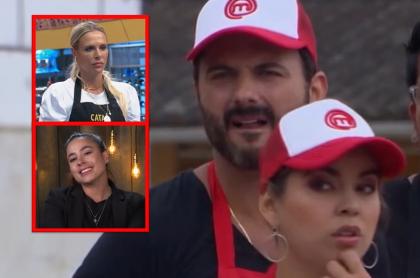 Mario Espitia habló de Liss Pereira, Carla Giraldo y Catalina Maya tras su salida de Masterchef (RCN).