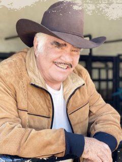 Vicente Fernández hospitalizado: habló de su salud y dio parte de tranquilidad