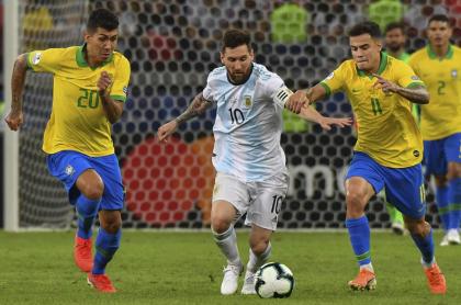 Brasil vs. Argentina: final Copa América tendrá más de 5.000 hinchas