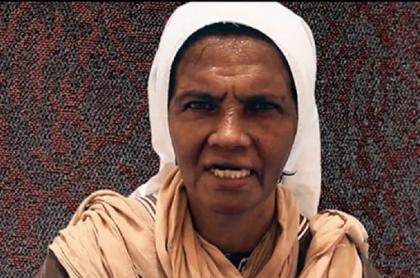 Monja colombiana secuestrada en Malí hace 4 años sigue viva