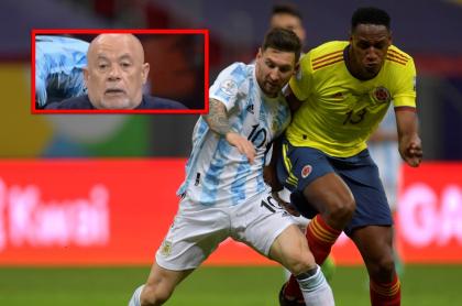 Dicen que Yerry Mina fue un fracaso en el Barcelona e insinúan cosas malas detrás de su fichaje.