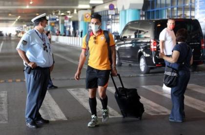 Niegan entrada a Falcao y Galatasaray a Grecia por pruebas de coronavirus