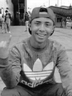 Duván Felipe Barros, joven hallado muerto en un caño, pero identificado solo un mes después.
