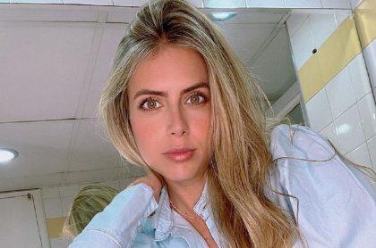 Ana Sofía Henao aseguró que  teme por su seguridad y la de su familia debido a que un individuo sigue acosándola en redes sociales.