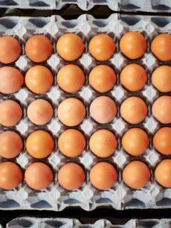 Huevos en Colombia ya valen hasta 1.000 pesos. Se subió el precio por el dólar.