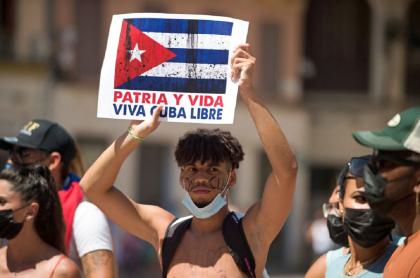 Imagen de Cuba que ilustra nota; Protestas en Cuba: 114 detenidos en 2 días de manifestaciones