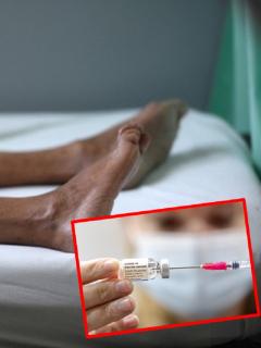 Imagen que ilustra el Guillain Barré y la relación que han hecho con vacuna de Johnson y Johnson