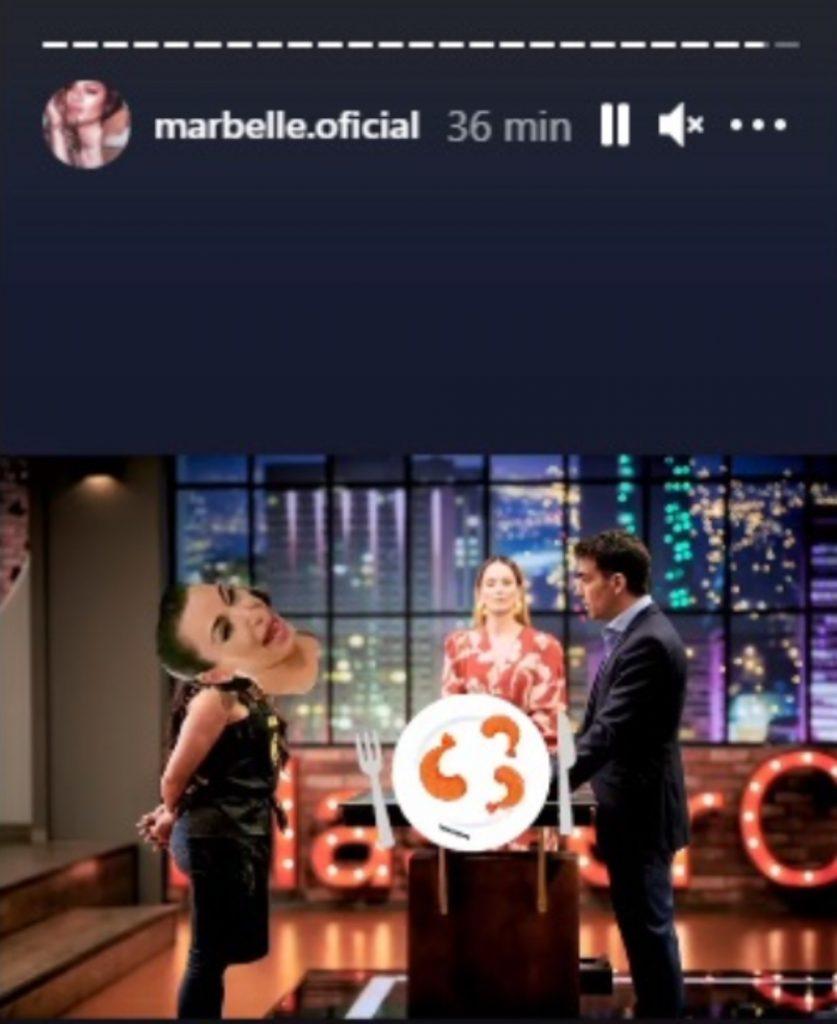 Instagram @marbelle.oficial