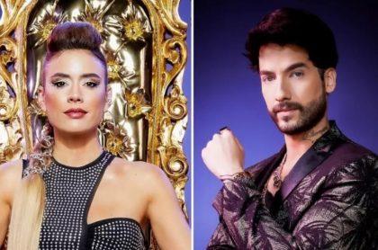 Carolina Ramírez, de 'La reina del flow' (Caracol), reveló que la primera parte de la escena 'hot' con Carlos Torres fue improvisada.