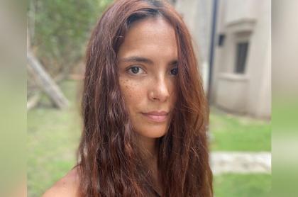 Foto de Viña Machado, a propósito de que fue acosada por director de televisión