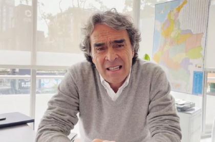 Sergio Fajardo fue operado del apéndice en Tunja