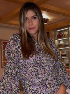 Laura Tobón muestra reacción de sus mejores amigas al contar que está embarazada