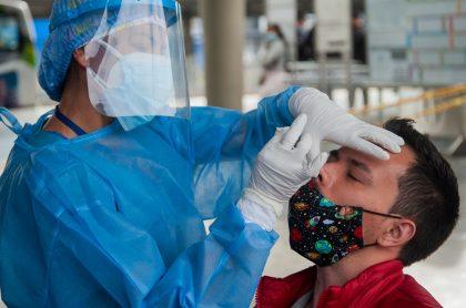 Paciente con variante Delta del COVID-19, detectado en Cali (Valle del Cauca) ingresó a Colombia sin prueba PCR.